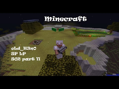 Minecraft SPLP S02 part 11. - Fails