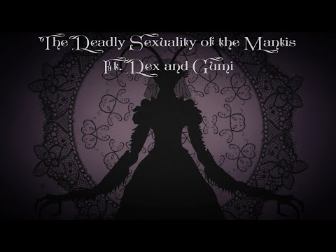 """【Gumi x Dex】""""The Deadly Sexuality of the Mantis"""" - An Original Song【StardustLegend】"""