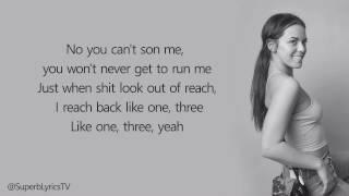 Drake : Fake Love - Lyrics | Female Version
