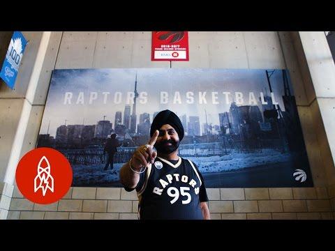 Toronto Raptors Superfan no ha perdido un juego en 20 años