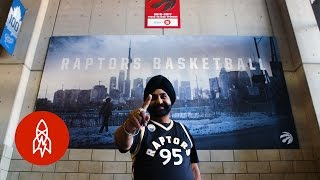 Download Youtube: This Toronto Raptors Super Fan Hasn't Missed a Game in 20 Years