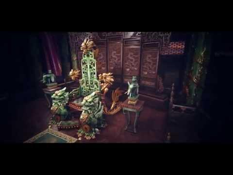 Throne of Jade Emperor (UE4)