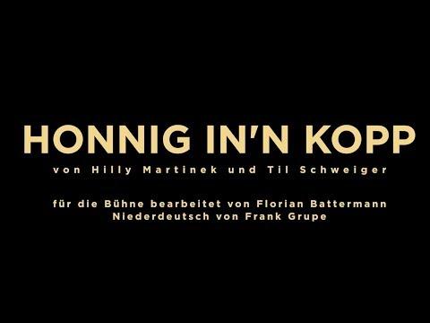 HONNIG IN'N KOPP von Hilly Martinek und Til Schweiger - Premiere 04.11.2018