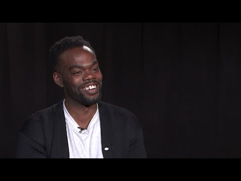 """A long time ago, before William Jackson Harper found """"The Good Place"""" – he discovered a great actress. (Feb. 19)"""