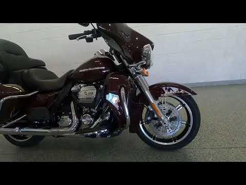 2021 Harley-Davidson Ultra Limited Midnight Crimson