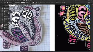 My first YouTube Tutorial for anyone who wants to learn Adobe Illustrator. This tutorial will give y