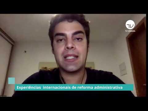 Frente discute experiências internacionais de reforma administrativa - 23/10/20