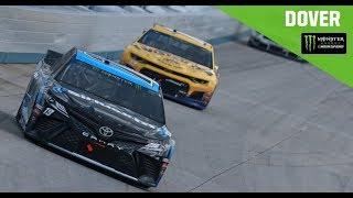 Monster Energy NASCAR Cup Series - Full Race - Gander RV 400