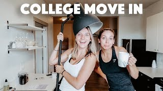 college move-in vlog | University of Oregon