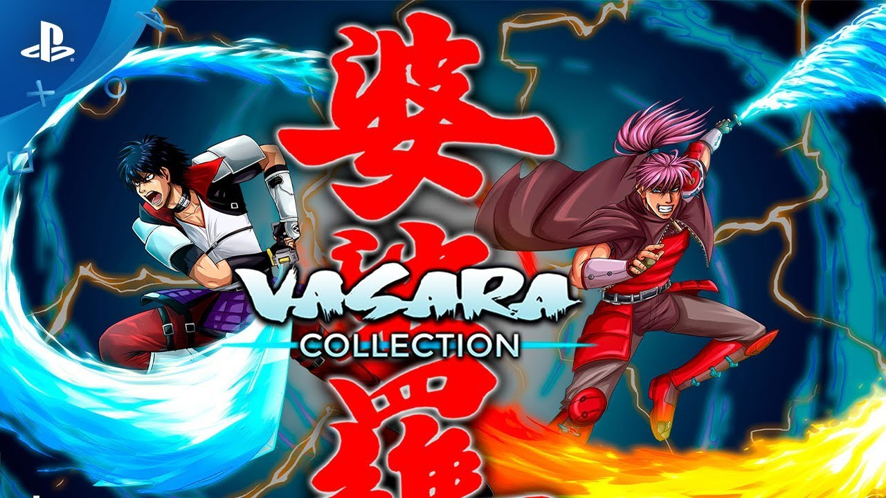 Vasara Collection Llegará a PS4 y PS Vita el 13 de agosto
