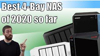 Best 4-Bay NAS 2020 (so far)