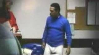 Coach Hal Mcrae Goes Nuts