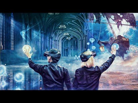 魔法じかけのVRテーマパーク「ティフォニウム」