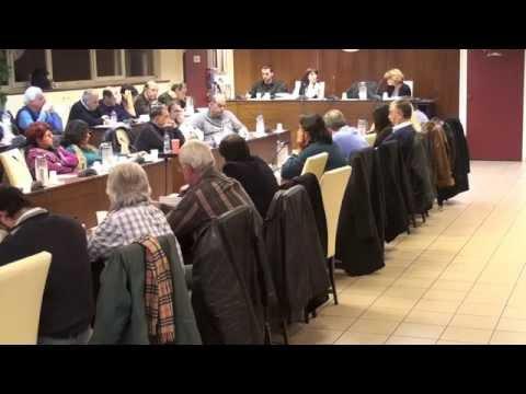 Δ. Συμβούλιο 26-11-2014: Τοποθετήσεις Επικεφαλής Παρατάξεων – Προϋπολογισμός 2015 Δ. Βύρωνα
