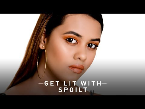 Multitasking with LIT Matte Lipliner in Spoilt   Makeup Tips & Tricks   MyGlamm