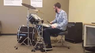 James Taylor - (I'm A) Road runner (Drum Cover)
