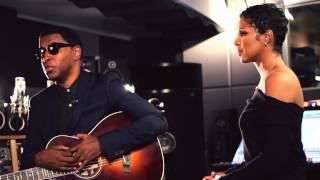 Babyface & Toni Braxton At Guitar Center