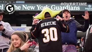 """Overtime"" – Ep. 43: New York Guardians 2020 Season Opener"