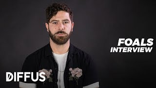 Foals about new album, Apocalypse and Extinction Rebellion | DIFFUS