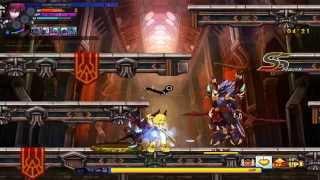 Grand Chase - Dio Eclipse Solar Speed Run  4