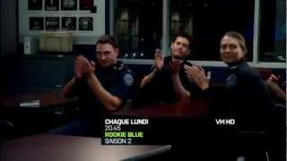 Rookie Blue - Promo saison 2 vf