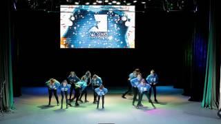 Flash Star crew by Маргарита Бабкина.Base StreetDance Choreography All Stars Fiesta 2016