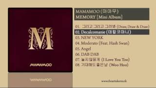 [FULL ALBUM+DL] MAMAMOO (마마무) - MEMORY (Mini Album)