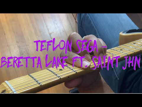"""Beretta Lake"" by Teflon Sega 🎸🔥"