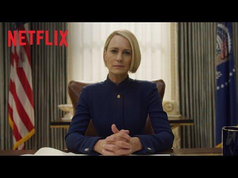 Atriz Robin Wright assume o lugar de Kevin Space na trama de 'House of Cards'
