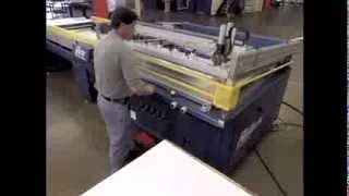 Renegade Flatbed Graphic Press - Product Video #2