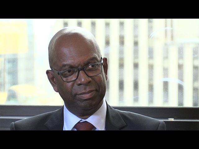 Why Give: Bob Collymore, CEO, Safaricom