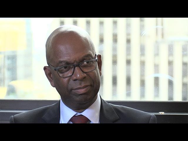Why Give: Bob Collymore, CEO, Safaricom