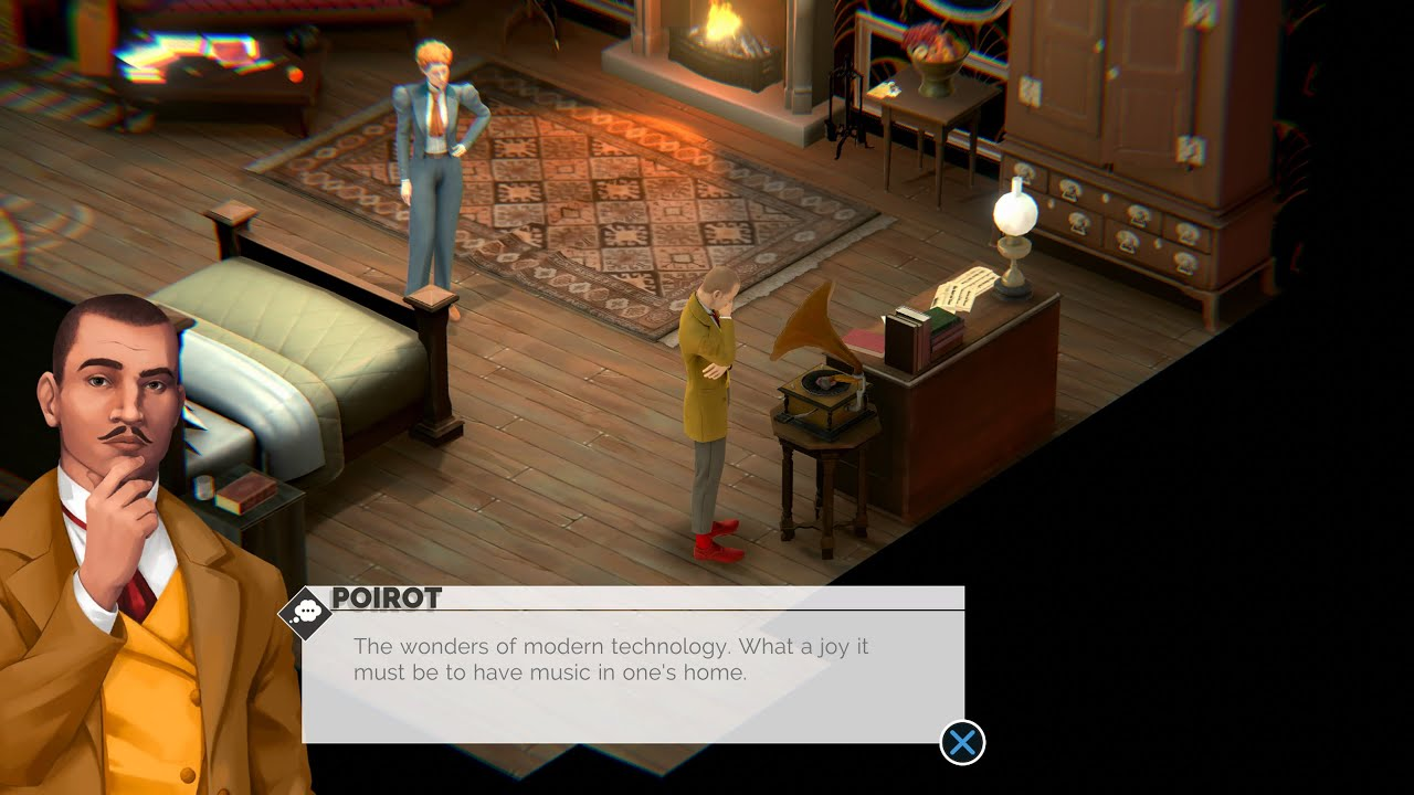 Gameplay video for Agatha Christie - Hercule Poirot: The First Cases thumbnail