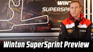 David Reynolds Supercars Winton SuperSprint Preview