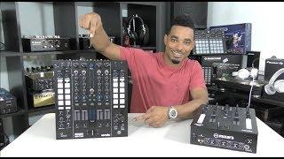 Mixars Quattro Serato DJ Mixer Review