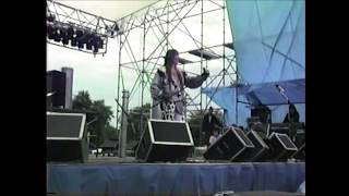 Barren Cross King Of Kings Freedomfest 1988