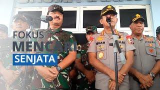 Setelah Evakuasi Jenazah Korban Heli MI 17 Penerbad Selesai, TNI Fokus Cari 11 Pucuk Senjata