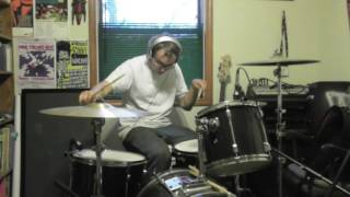 """Kyle Gross -  """"Rotting Out"""" Descendents Drum Cover"""