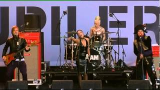 Adam Ant Live 2012 - Stand and Deliver (@Parkpop - The Netherlands)