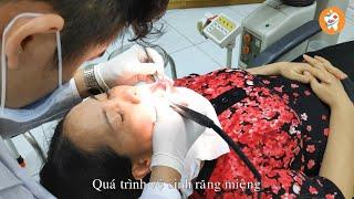 Vệ sinh răng miệng định kỳ 6 tháng/lần - Nha Khoa Biên Hòa