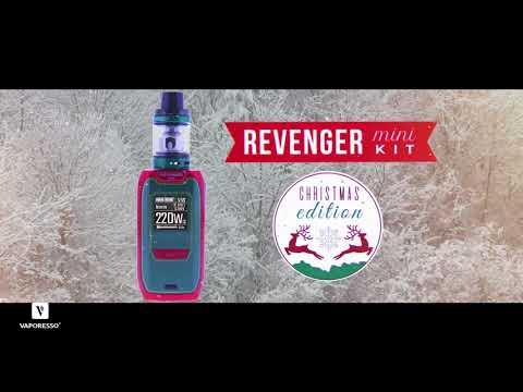Új Eredeti Vaporesso Revenger Mini 85W Kit - Christmas Edition 2.0ml TPD Version E-cigi szett - 20500 Ft - (meghosszabbítva: 2696145491) - Vatera.hu Kép