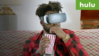 Hulu VR • Now Streaming With Avatars and Social Features