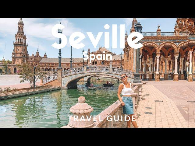 Video Pronunciation of Sevilla in English
