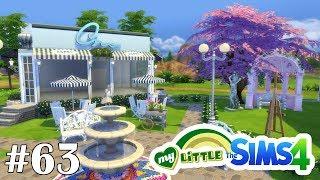 Диагональный ларек крабик - My Little Sims (Кантерлот) - #63