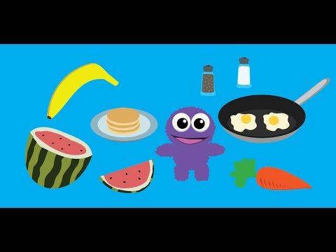 Video of Kids Food Game Lite
