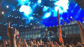 AC/DC For Those About To Rock (We Salute You) (Live in London 2015) Multi-cam