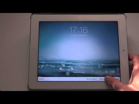 Foto Apple iPad 3 - Video prova IOS7