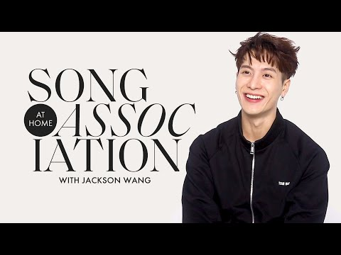 "Jackson Wang Sings Post Malone, 50 Cent, and ""100 Ways"" in a Game of Song Association 