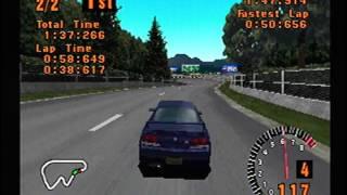 Gran Turismo [PSone] [Gameplay]