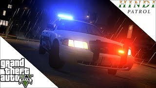 GTA 5 PATROL HINDI #49